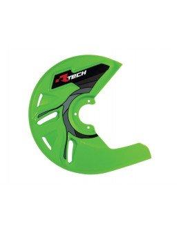 Kryt predného kotúča R-tech zelený