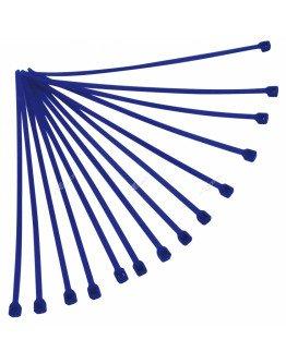 Sťahovacie pásky-binderky 3,6x200 mm (100 ks)