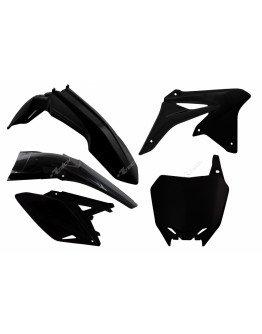 Sada plastov RMZ 250 2010-2018 čierna