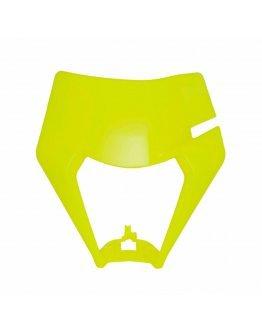 Predná maska bez svetla R-tech KTM EXC/EXC-F 150-500 2020 neón yellow