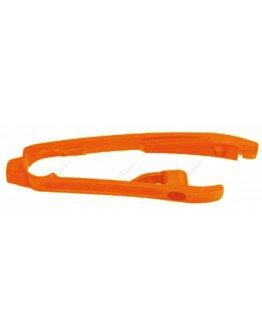 Vodítko reťaze predné KTM SX-SXF-XCF 2011=>2020 oranžové