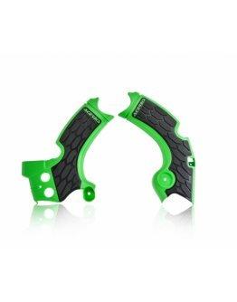 Chrániče rámu Acerbis X-grip KXF 250 2015-2020 zelené