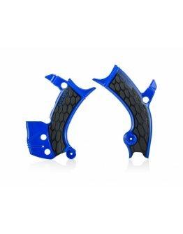 Chrániče rámu Acerbis X-grip YZF 250 19-20,YZF 450 18-20,WRF 450 19-20 modré