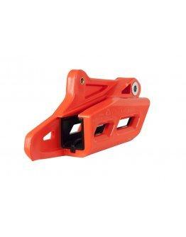Kompletné zadné vodítko reťaze R-tech KTM/HUSQVARNA 2011-2021 oranžové