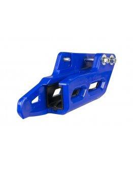 Kompletné zadné vodítko reťaze R-tech YZF 250/450, WRF 250/450 2009-2020 modré