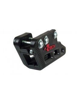 Kompletné zadné vodítko reťaze R-tech YZF 250/450, WRF 250/450 2009-2020 čierne