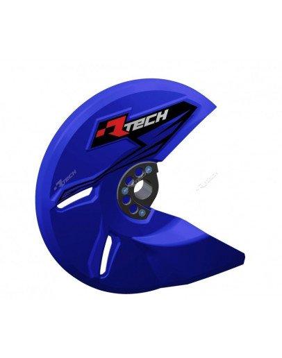 Kryt predného kotúča R-tech modrý
