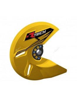 Kryt predného kotúča R-tech žltý