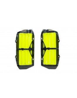 Mriežky chladiča KTM SX/SXF/XC-F/Husqvarna FC/TC/TX 2019 neon yellow
