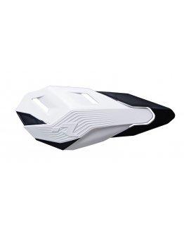 Chrániče rúk páčok HP3 biele