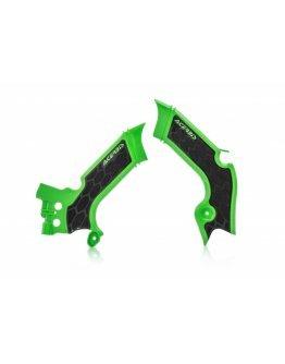 Chrániče rámu Acerbis X-grip KXF 450 19-20 zelené