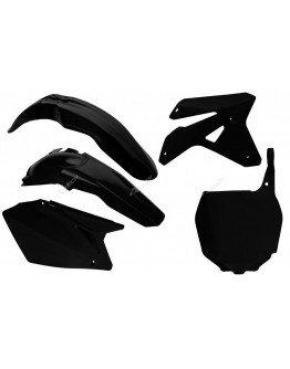 Sada plastov RMZ 450 2007 čierna