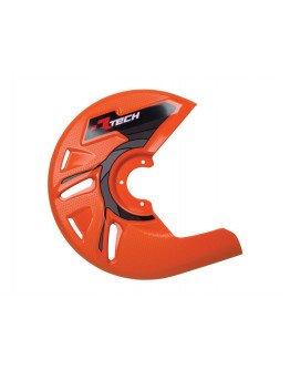 Kryt predného kotúča R-tech neonovo-oranžový