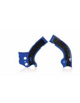 Chrániče rámu Acerbis X-grip YZF 250 14-16,YZF 450 14-15,WRF 250 15-16 modré