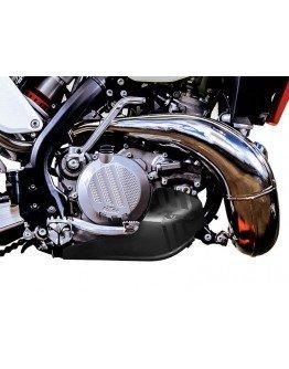 Kryt pod motor R-tech KTM SX 250 2017-, EXC 250-300 2017-,TC 250 2017-, TE-TX 250-300 2017- čierny