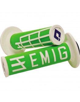 Rukoväte ODI EMIG s rýchlopalom zeleno-biele