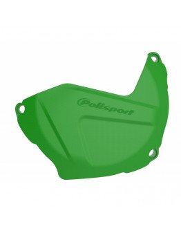 Plastový kryt krytu spojky KXF 250 2009-2020 zelený