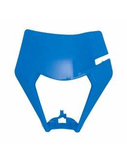Predná maska bez svetla R-tech KTM EXC/EXC-F 150-500 2020 modrá