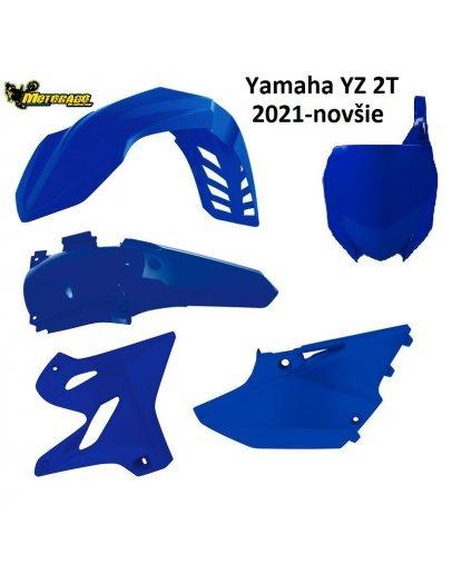 Sada plastov YZ 125-250 2015-2021 OEM 2021