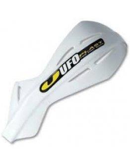 Náhradné plasty na kryty páčok (bastre) UFO biele