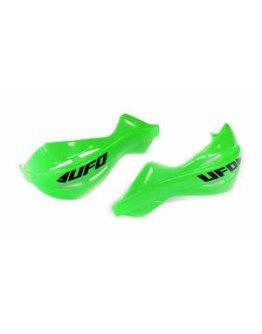 Náhradné plasty na kryty páčok (bastre) UFO zelené