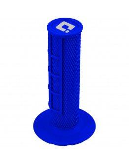 Rukoväte ODI LOCK-ON 1/2 WAFFLE MX s rýchlopalom blue
