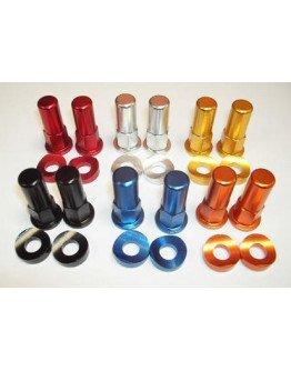 Skrutka haltra Zap Technix modrá,červená,oranžová,čierna