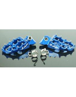 ZAP stupačky Yamaha/KTM/Husaberg/GasGas modré