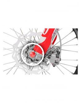 Sada matíc/skrutiek osky kolesa KTM/Husqvarna enduro 2016-2021,Gas-Gas 2021 červené