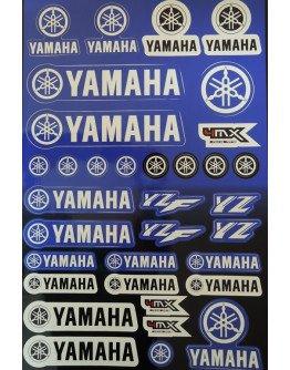 Nálepky Yamaha