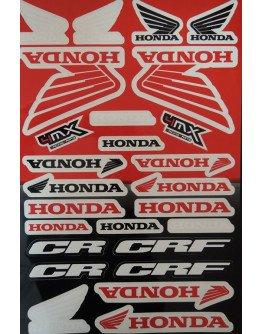 Nálepky Honda