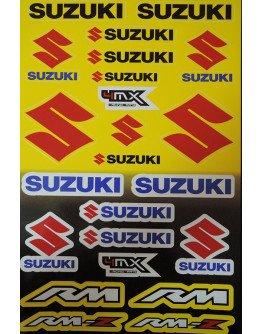 Nálepky Suzuki