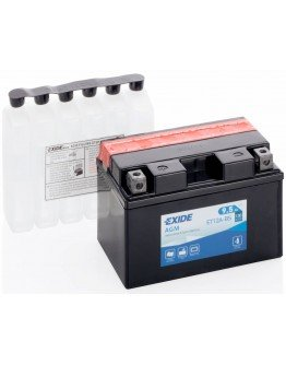 Batéria Exide ET12A-BS (105x87x150 mm)