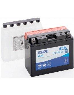 Batéria Exide ET12B-BS (130x70x150 mm)