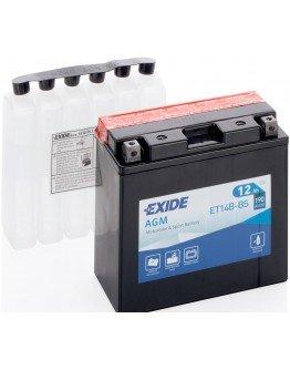 Batéria Exide ET14B-BS (145x70x150 mm)