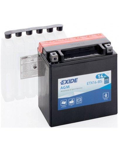 Batéria Exide ETX16-BS (161x87x150mm)