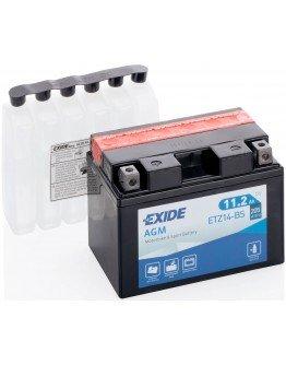 Batéria Exide ETZ14-BS (110x87x150 mm)