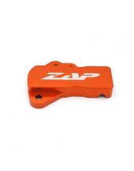 Chránič vstrekovača paliva ZAP KTM EXC 150/250/300 TPI,Husqvarna TE 150/250/300 TPI oranžový