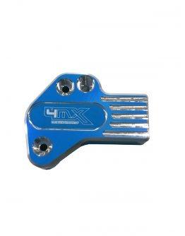 Chránič vstrekovača paliva KTM EXC 150/250/300 TPI,Husqvarna TE 150/250/300 TPI ,modrý