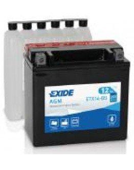 Batéria Exide ETX14-BS (145x87x150mm)