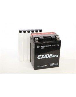 Batéria Exide ETX14AH-BS (164x89x134 mm)
