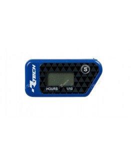 Merač motohodín bezdrôtový/vibračný modrý