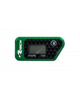 Merač motohodín bezdrôtový/vibračný zelený