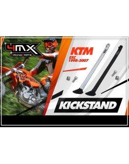 Stojan 4MX Kickstand KTM EXC/EXCF 1998-2007 čierny