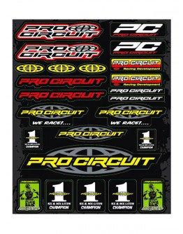 Nálepky Pro Circuit