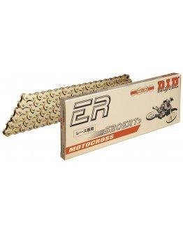Reťaz D.I.D 520 ERT3 zlatá 118 čl.