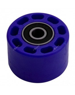 Kladka reťaze R-tech UNI 42 mm modrá