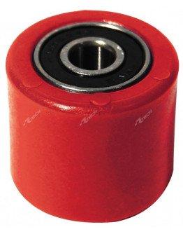 Kladka reťaze R-tech UNI 31 mm červená