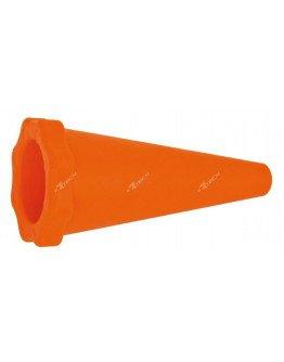 Zátka výfuku 2T R-tech oranžová