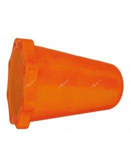 Zátka výfuku 4T R-tech oranžová